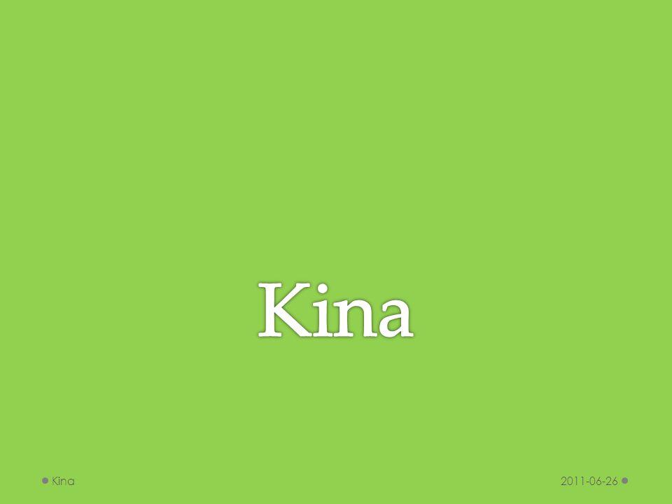 2011-06-26Kina