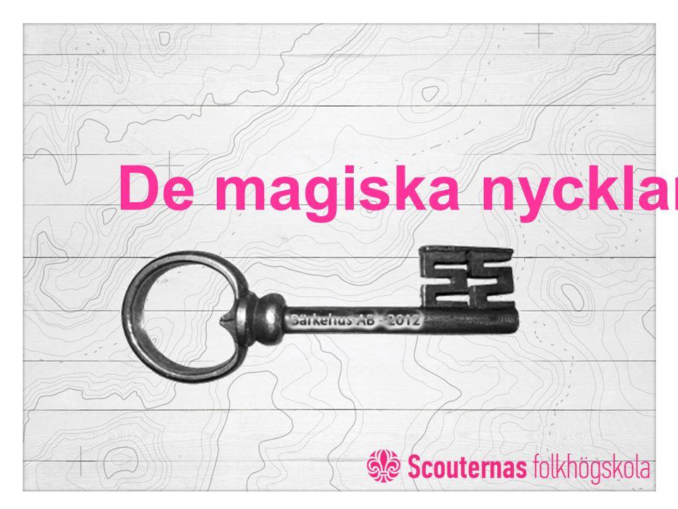 De magiska nycklarna