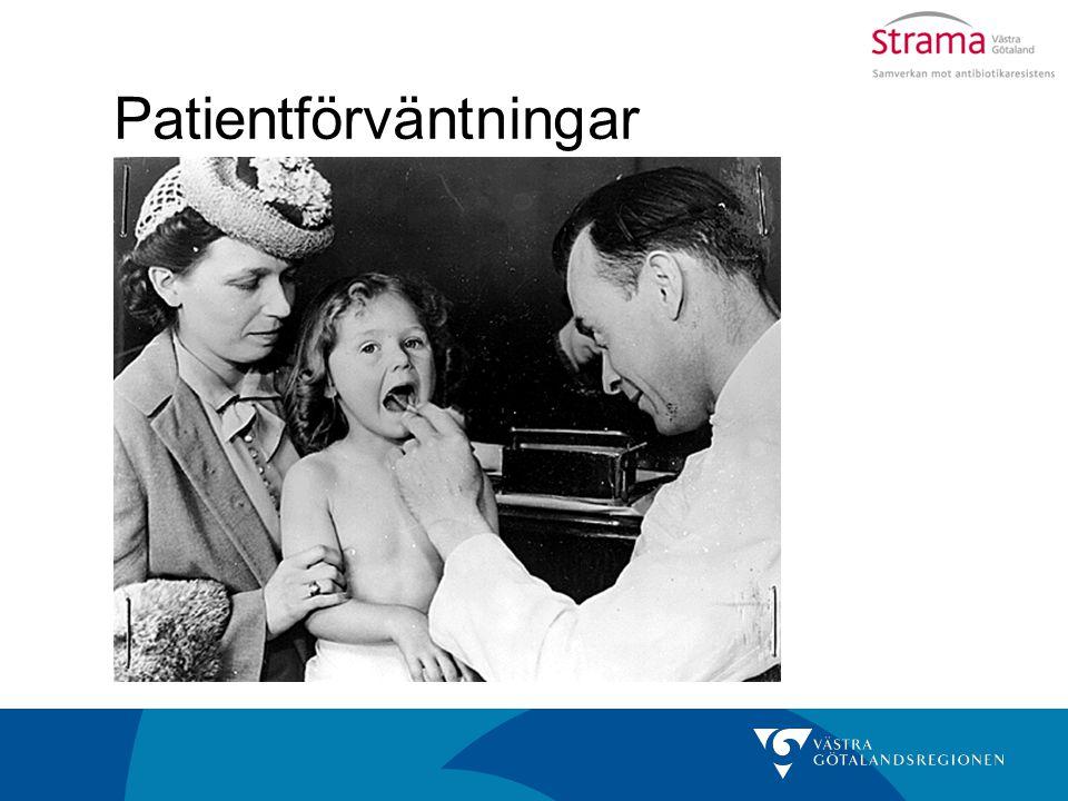 Hur får vi patienten nöjd.