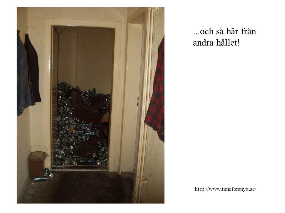 ...en konstnärlig sådan. http://www.tunaforsnytt.se/