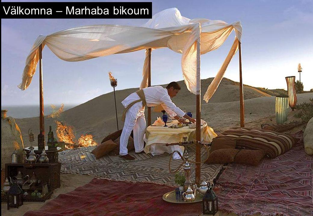 Välkomna – Marhaba bikoum