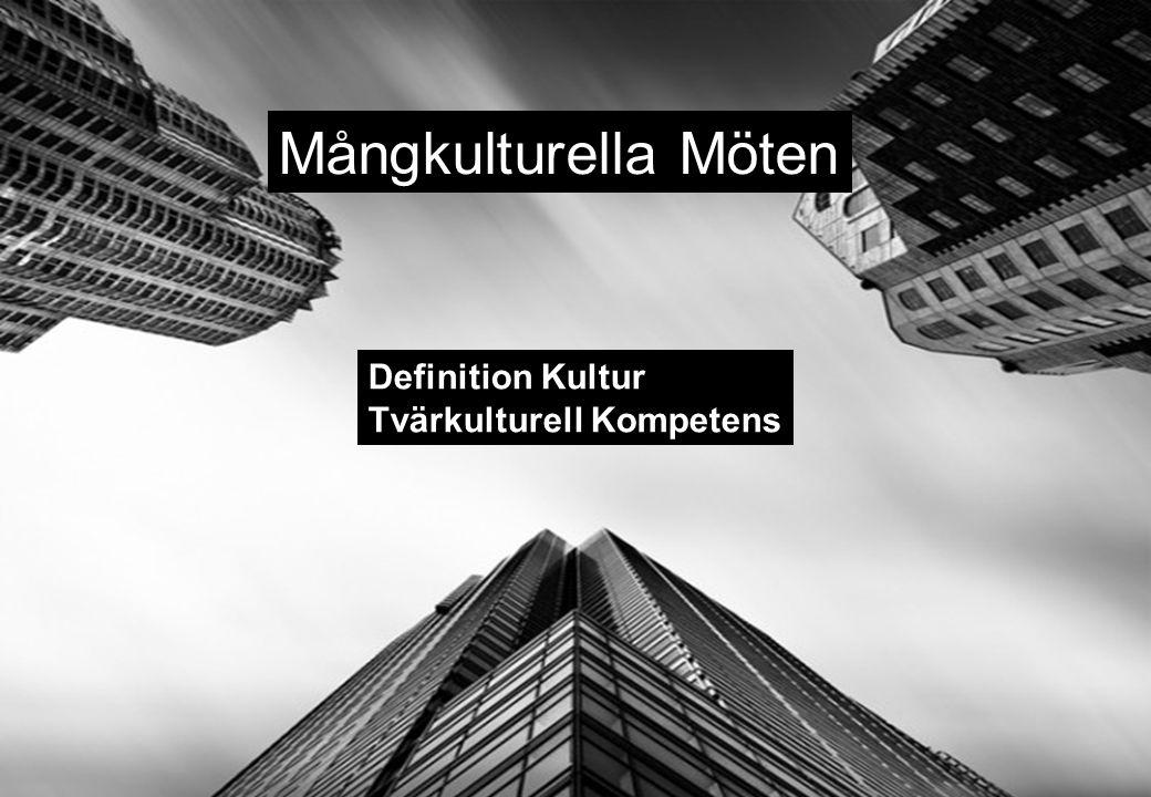 Mångkulturella Möten Definition Kultur Tvärkulturell Kompetens