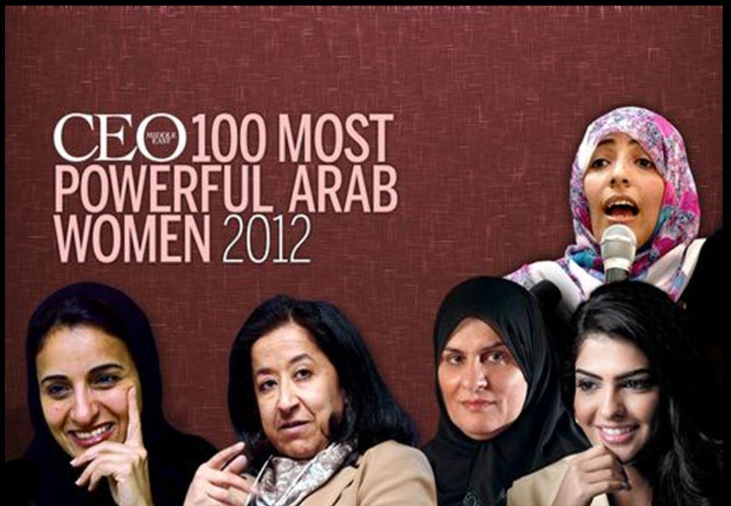Tunisien: - Stor medelklass - De flesta kvinnor ute i arbetslivet - Föredrar kvinnor - Lönen Förövrigt: -Hög arbetslöshet efter revolutionen