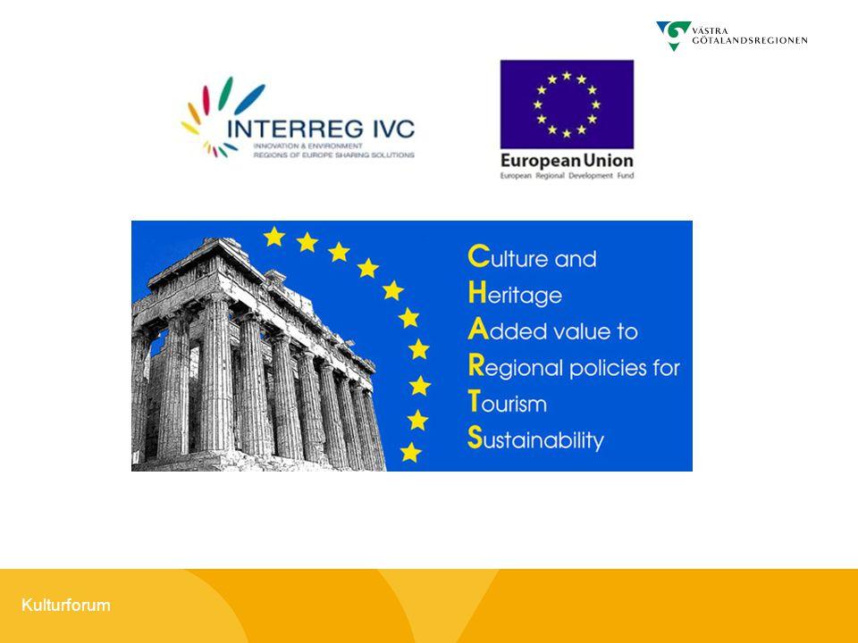 Tematiska ansvar i projektet * Cultural tourism destinations and climate change/Risk assessment, adaptation and mitigation, inc.