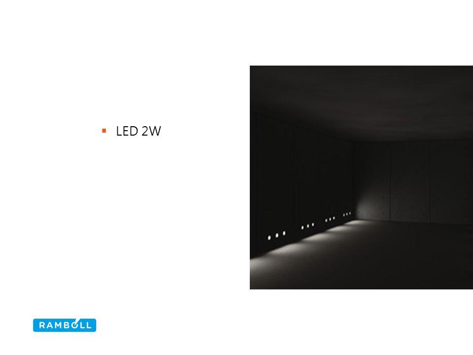  LED 2W