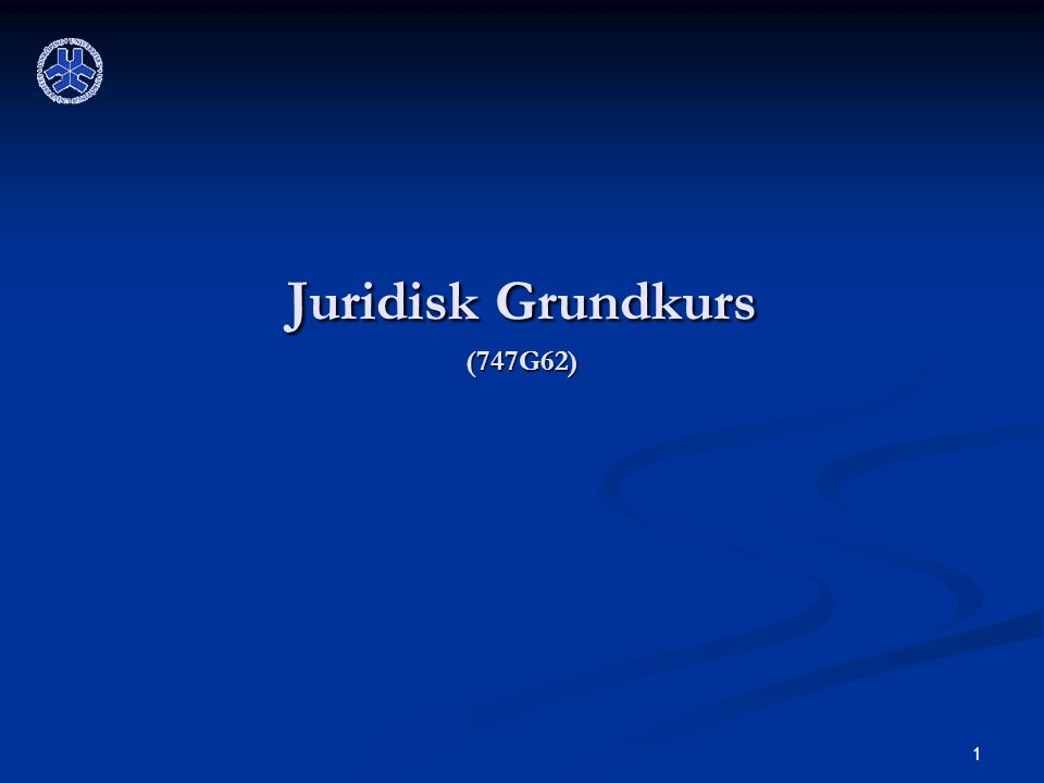 2 Allmän rättslära (föreläsning) o Begreppet juridik förnuft utan känslor filosofen Aristoteles läran om rättsreglerna och deras rättstillämpning o Funktion / roll .