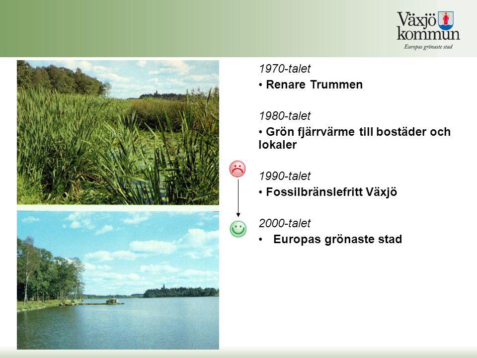 Vad vill Växjö kommun?