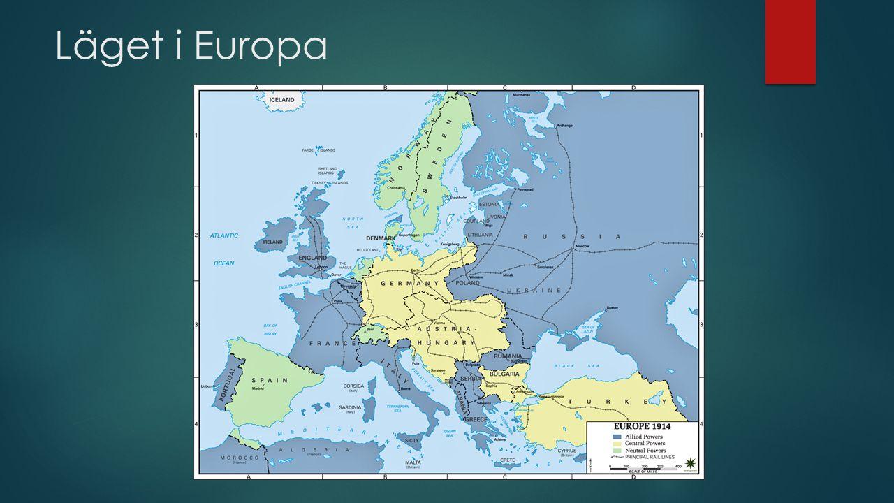 Läget i Europa