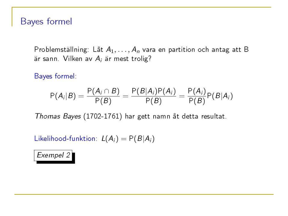 Normalfördelning, Gaussisk fördeln.