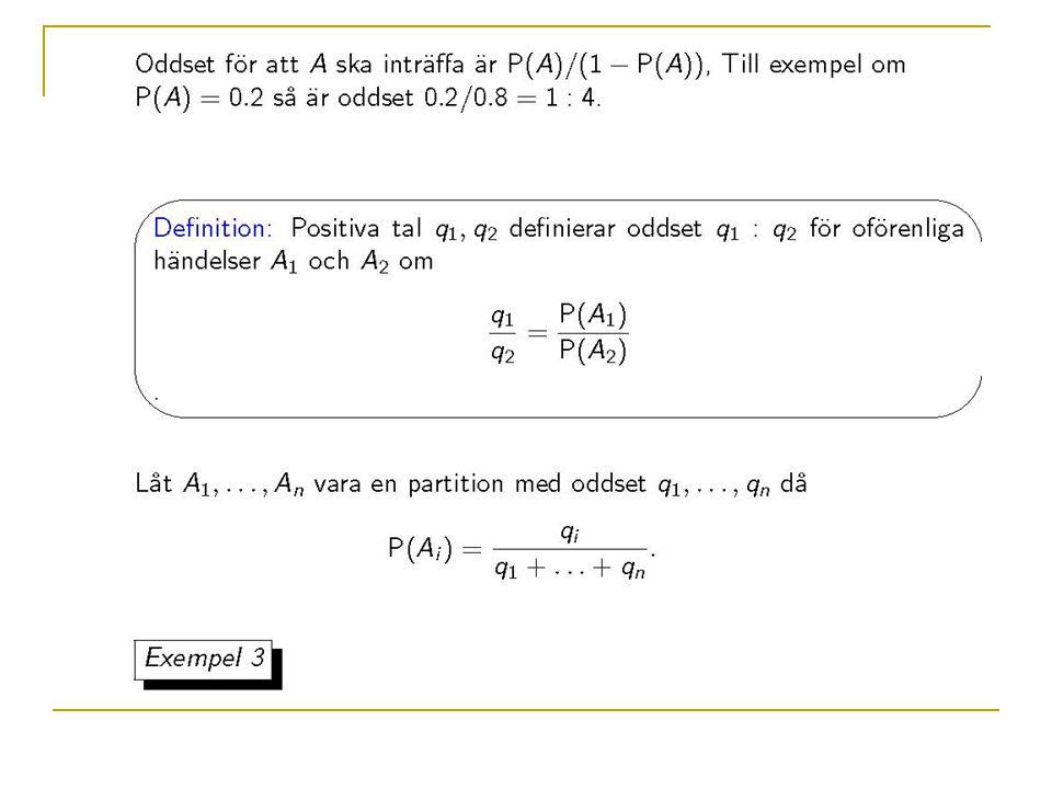 Normalfördelning: definition En kontinuerlig s.v.