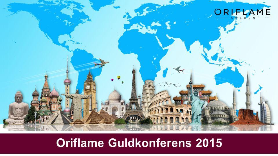 Oriflame Guldkonferens 2015