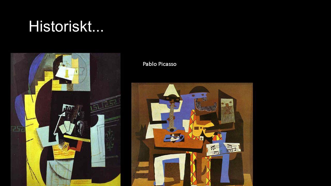 Historiskt... Pablo Picasso