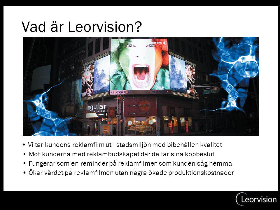 Vad är Leorvision.