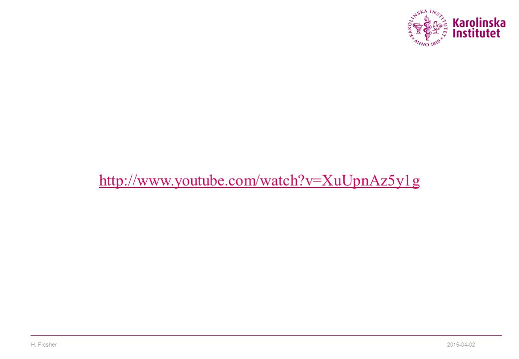 2015-04-02H. Ficsher http://www.youtube.com/watch?v=XuUpnAz5y1g