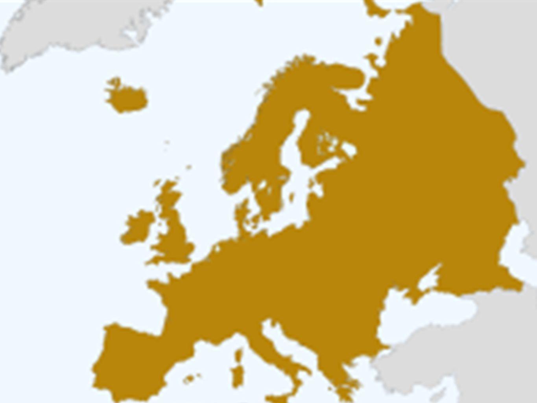 Yta och befolkning Europa är världens minsta världsdel till ytan.