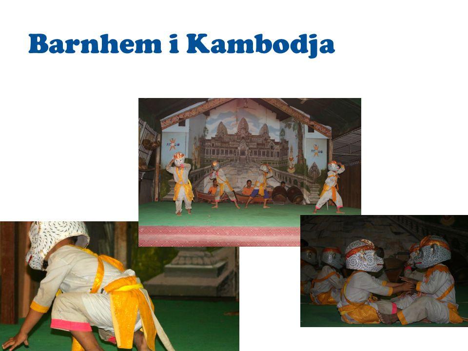 Barnhem i Kambodja