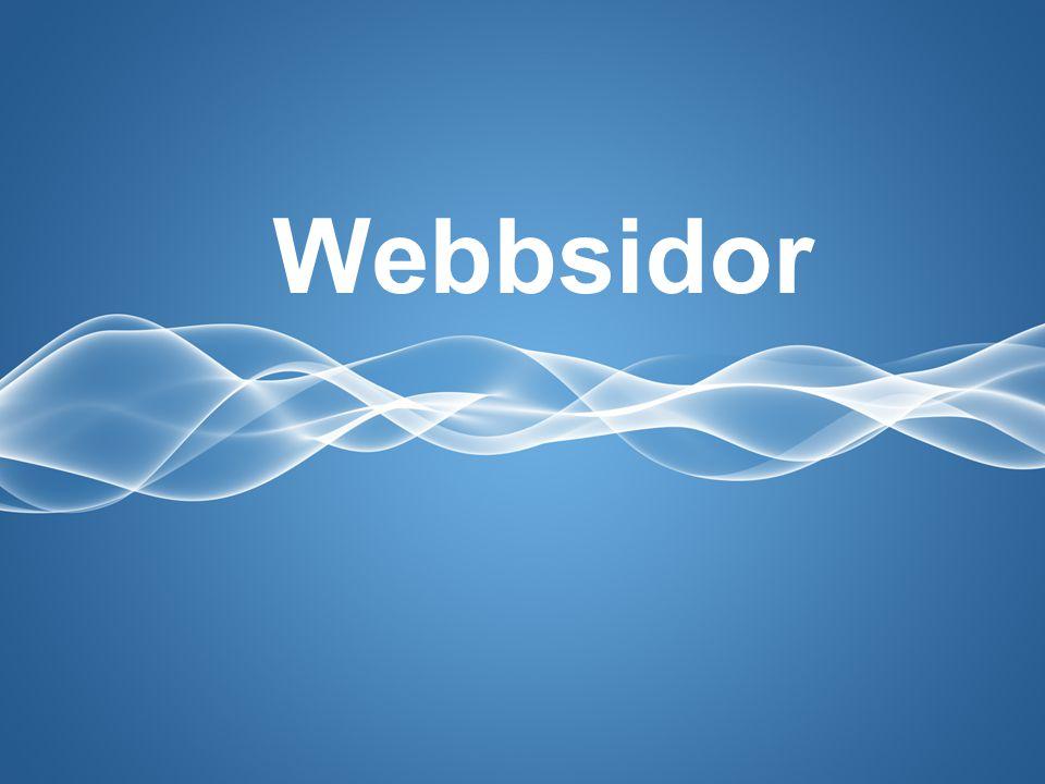 Webbsidor