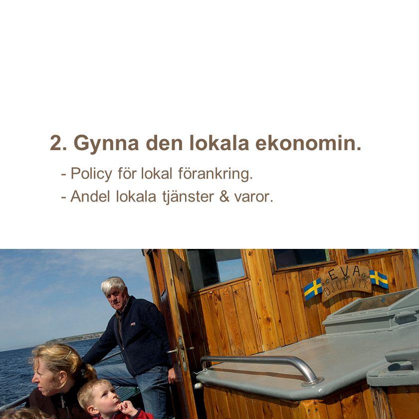 3.Miljöanpassa hela verksamheten. - Skriftlig miljöplan.