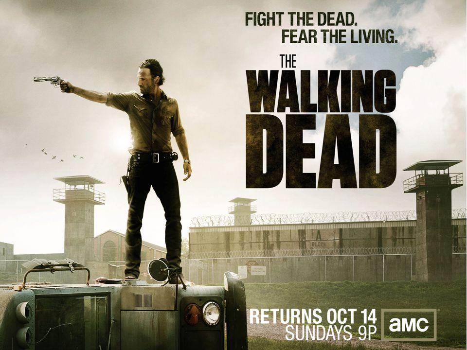 HANDLING Serien handlar om att en zombieepedemi har slagit till mot U.S.A.