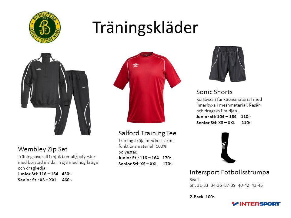 Träningskläder Salford Training Tee Träningströja med kort ärm i funktionsmaterial.
