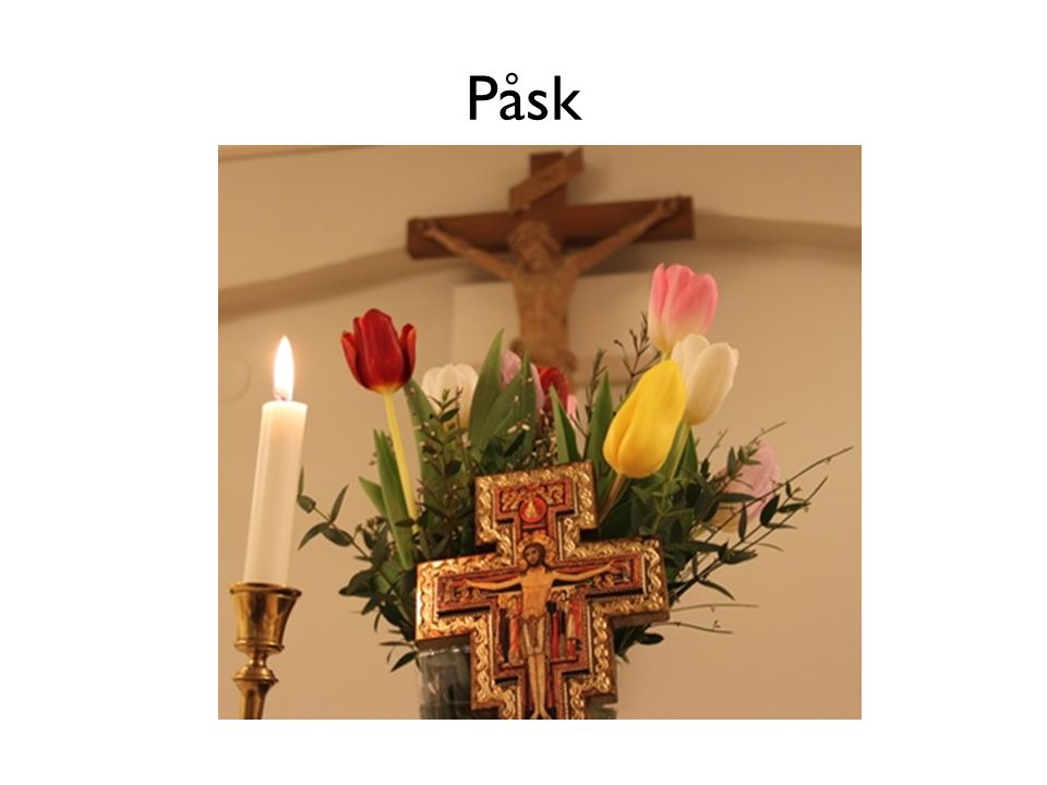 Kristendomen Helig byggnad = kyrka Helig stad = Jerusalem Helig bok = Bibeln Dop: Genom dopet blir den döpte upptagen i den kristna tron.