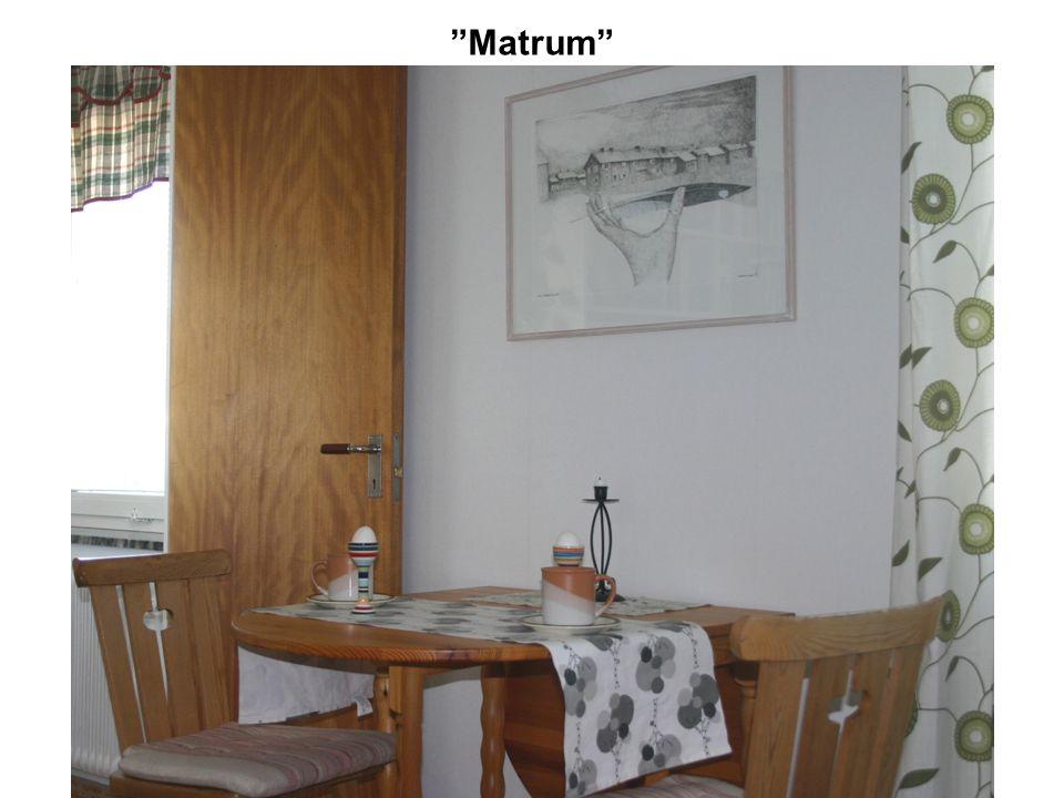 """""""Matrum"""""""