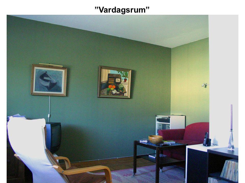 """""""Vardagsrum"""""""
