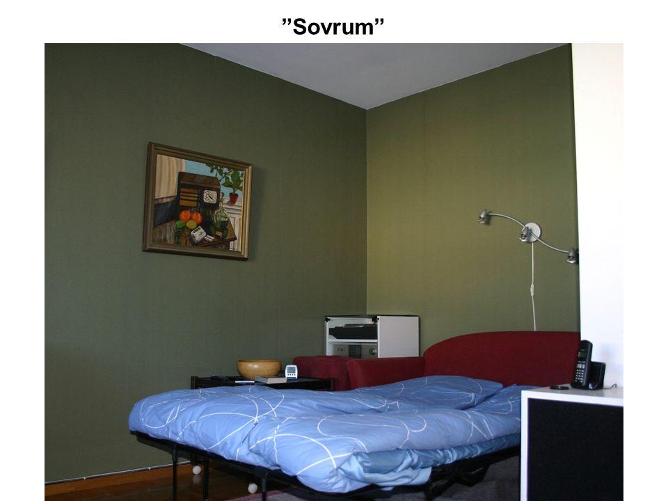"""Sovrum"""
