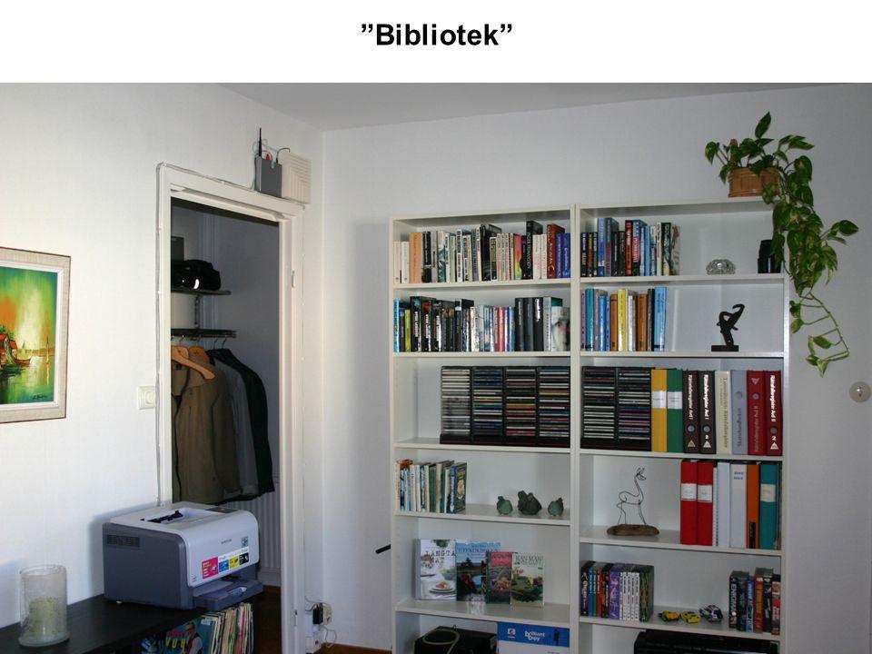 """""""Bibliotek"""""""