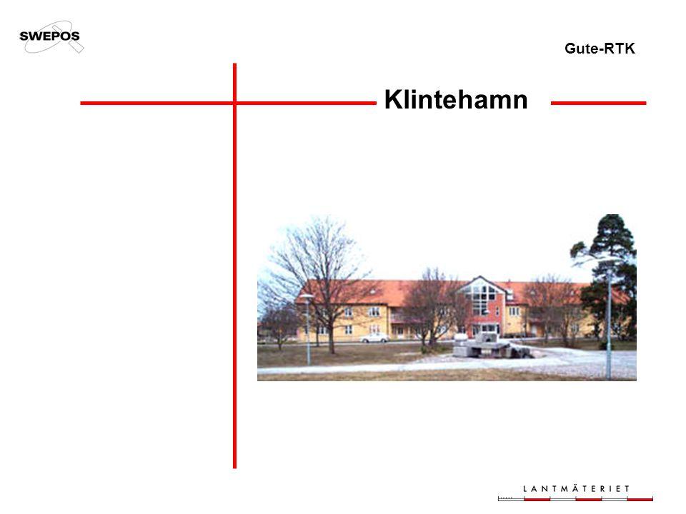 Gute-RTK Klintehamn
