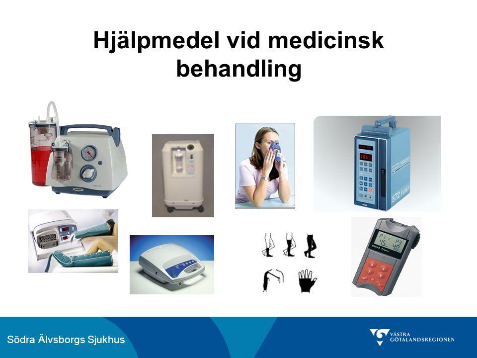 Södra Älvsborgs Sjukhus 0406 Hjälpmedel vid cirkulationsbehandling 040606 Stödstrumpor och kompressions- strumpor för armar och ben och andra delar av kroppen 040612 Kompressionsutrustningar