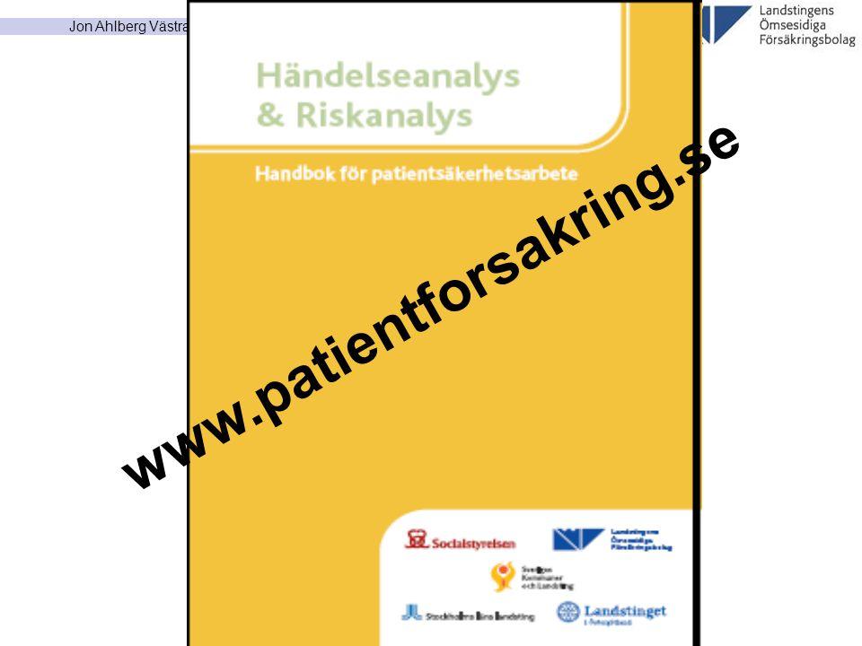 2006-10-25 Jon Ahlberg Västra Götaland www.patientforsakring.se