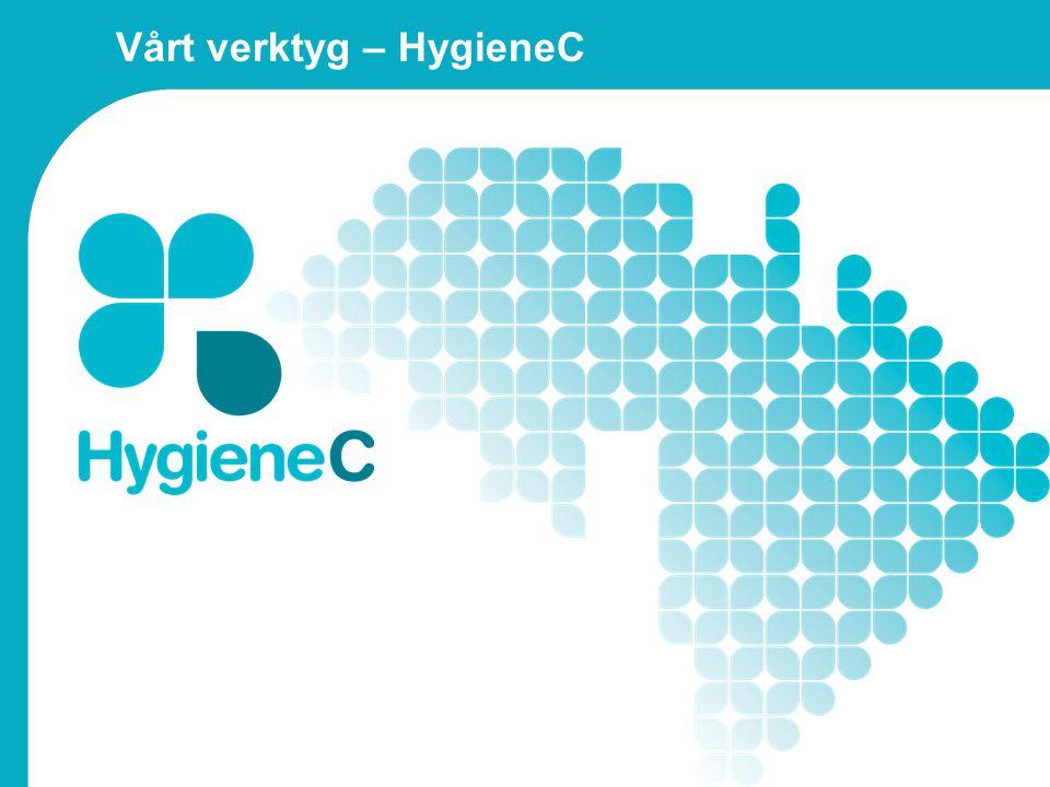 Vårt verktyg – HygieneC