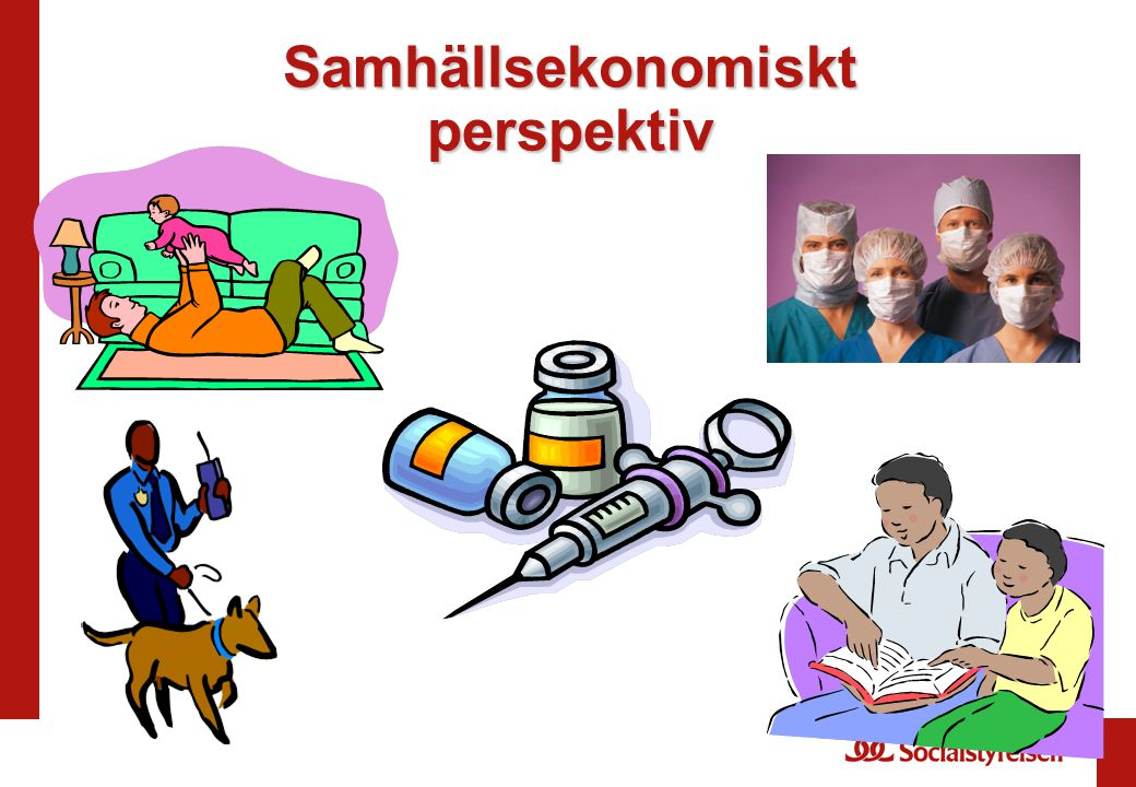 Samhällsekonomiskt perspektiv