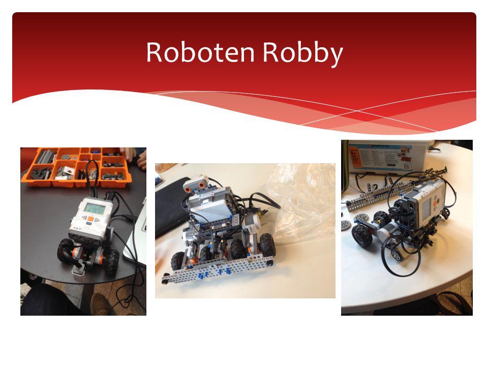 Roboten Robby