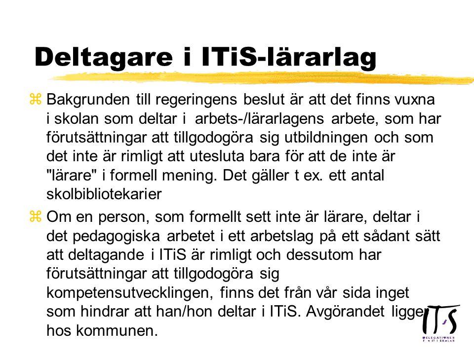 Handledare från lärarutbildningen zNär man har en seminariegrupp på minst 25 deltagare kan man efter anmälan till mig ta direktkontakt med Olof Ernestam och få kontakt med handledaren från lärarutbildningen.