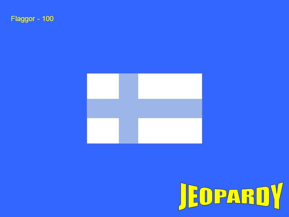 Flaggor - 100