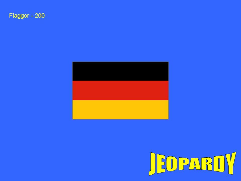 Flaggor - 200
