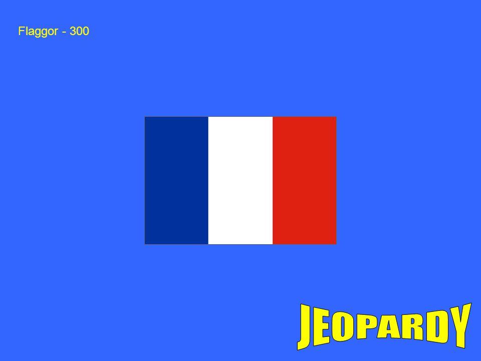 Flaggor - 300
