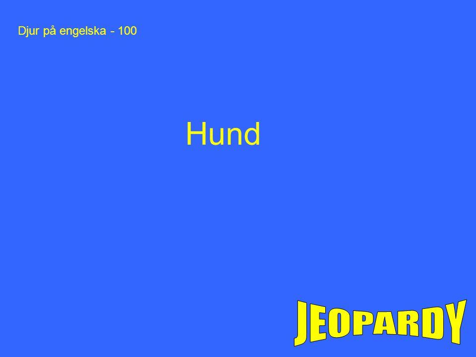 Huvudstäder - 200 Danmark
