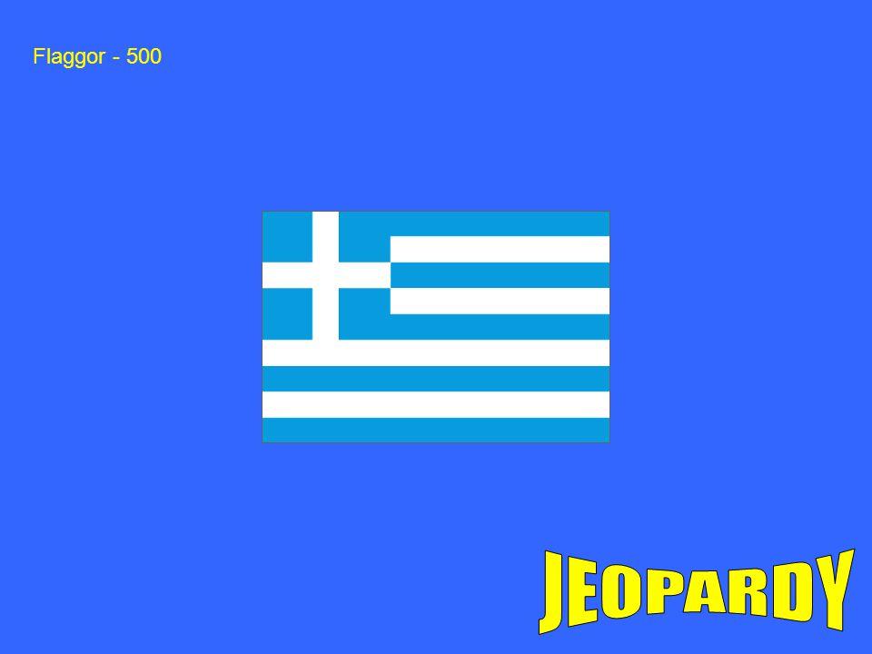 Flaggor - 500