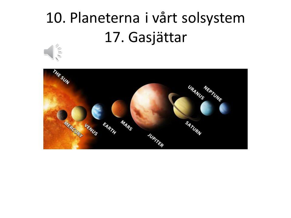 9. Jorden, månen, solen