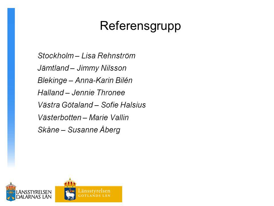 Status i projektet På gång utöver rapporten Kompetensutveckling FU15 Information om projektet och referenslista utlagt på RUS och LEKS hemsidor Deltagande på seminarium om Kollaborativ konsumtion Träffar med nätverksgrupper i respektive län