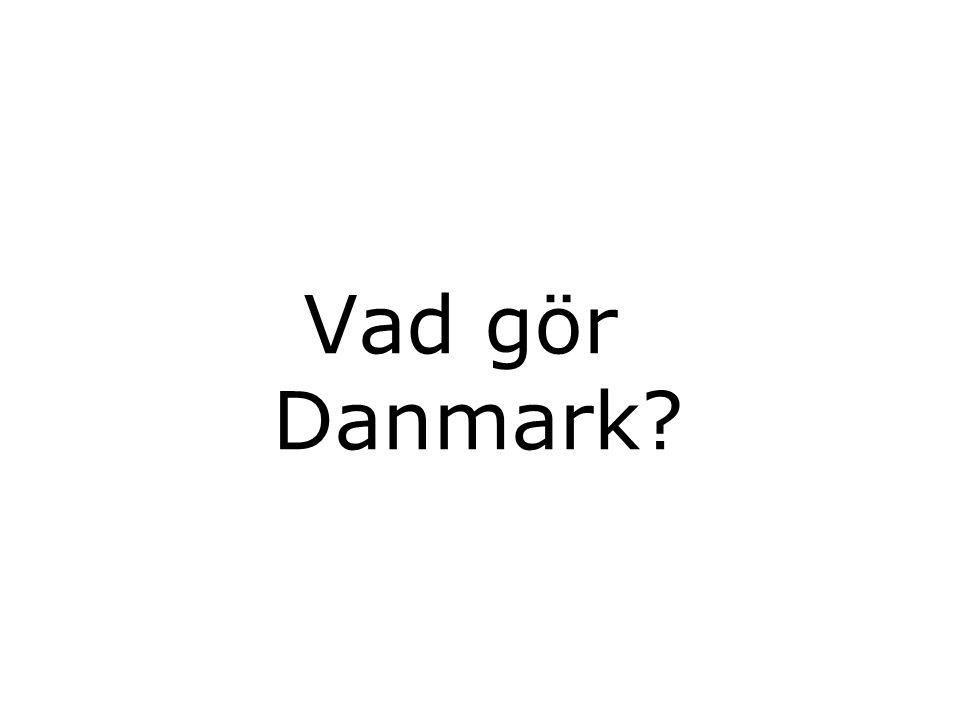 Vad gör Danmark