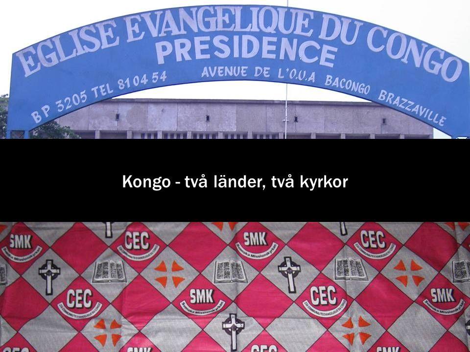 Kongo - två länder, två kyrkor