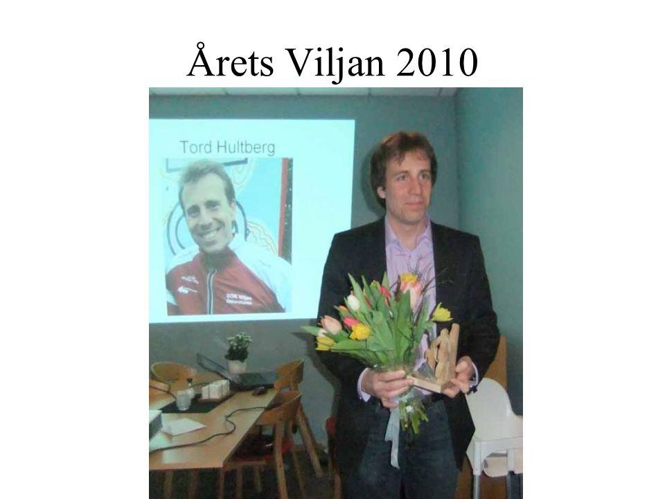 Årets Viljan 2010
