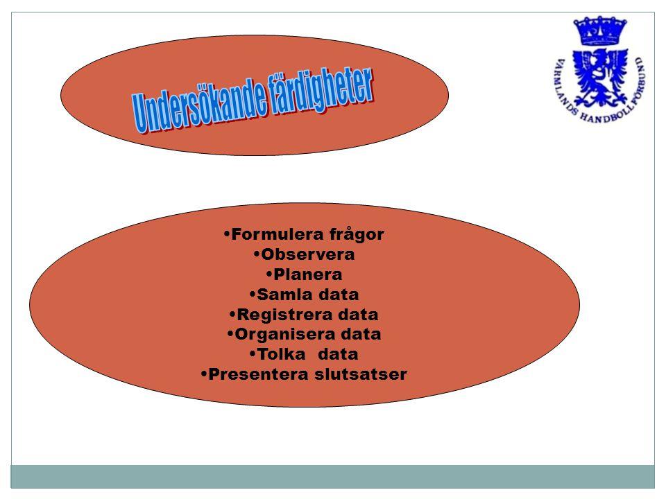  Grovmotorik  Finmotorik  Spatial förmåga  Organisation  Tidsplanering  Säkerhet  Hälsosam livsstil  Situationsanpassning  Medvetna val