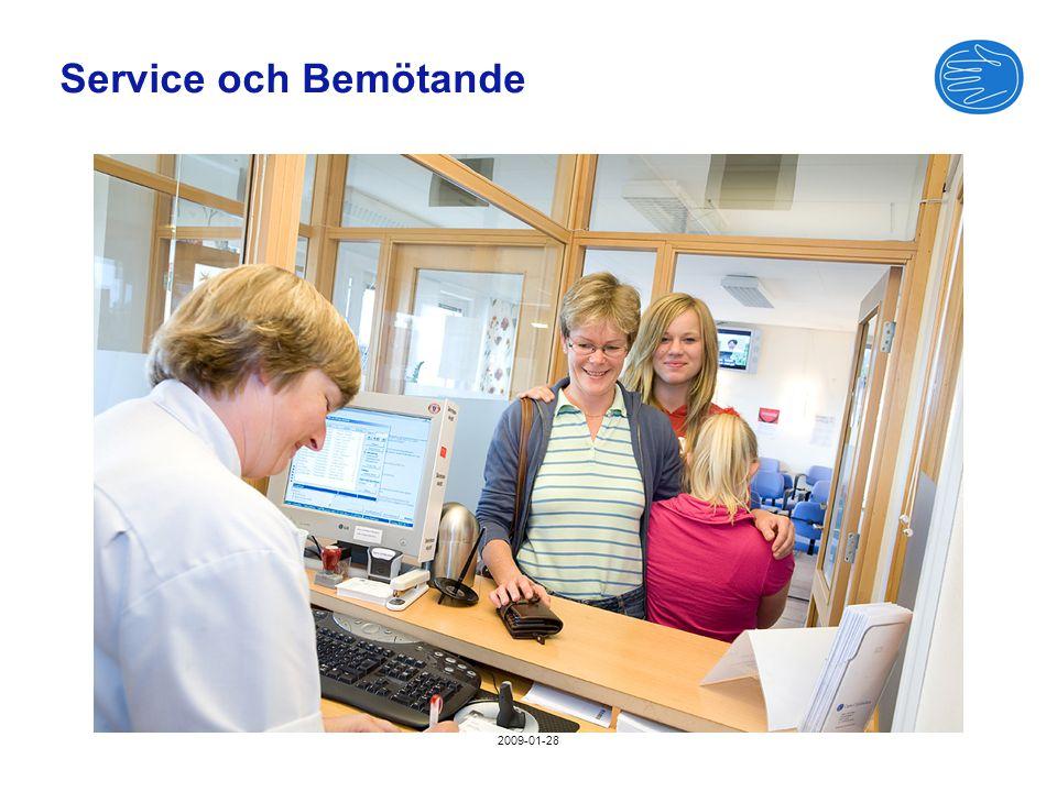 2009-01-28 Service och Bemötande