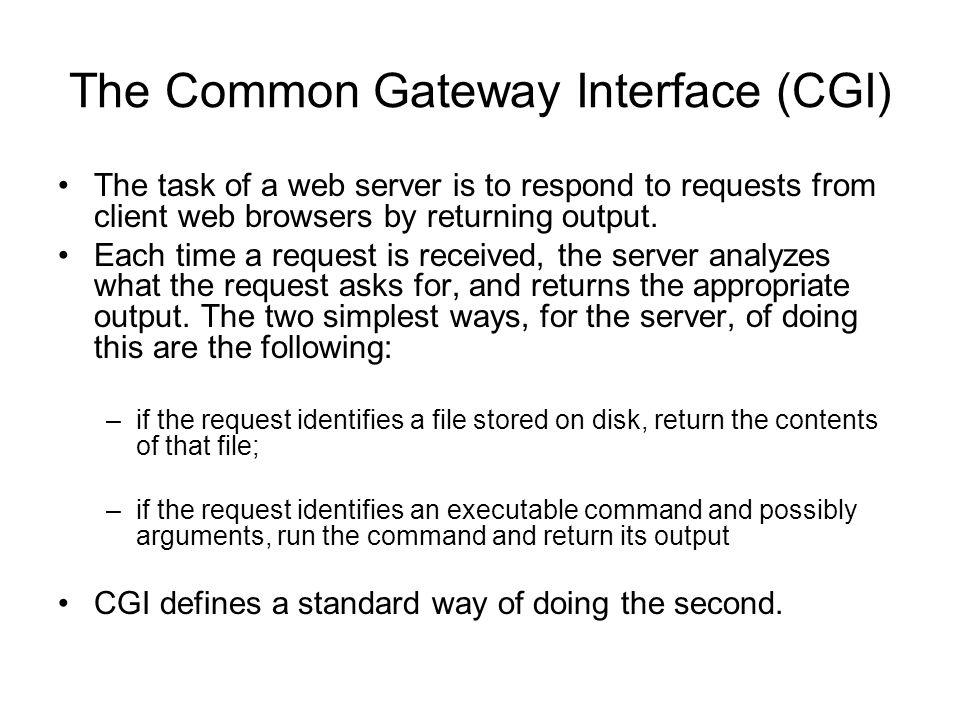 HTTP request message GET /cgi-bin/palindrome.py?word=apa HTTP/1.1 Host: localhost User-Agent: Mozilla/5.0 (Windows; U; … Accept: text/xml,application/xml,...