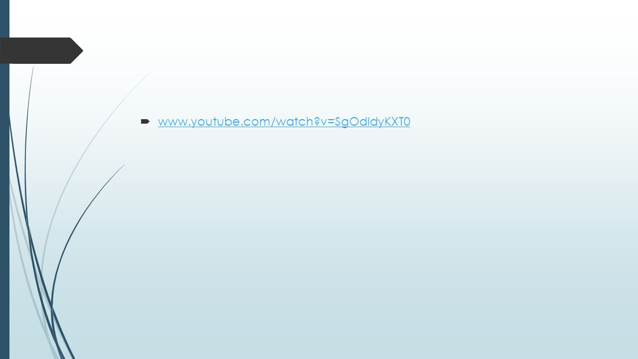  www.youtube.com/watch?v=SgOdIdyKXT0 www.youtube.com/watch?v=SgOdIdyKXT0